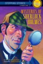 Mysteries of Sherlock Holmes, Stepping Stone Series, Brand New Book
