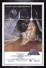 STAR WARS * CineMasterpieces 77/21-0 HAIRY BELT ORIGINAL BOOTLEG MOVIE POSTER