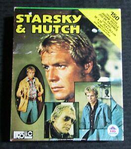 1976 STARSKY & HUTCH 150pc Jigsaw Puzzle 10x14 COMPLETE Frolic/HG Toys VG+/FVF
