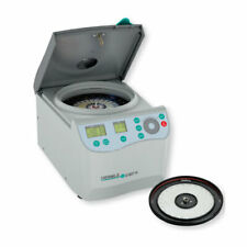 Hermle Z207 H 24 X Capillaries Compact Hematocrit Centrifuge With Rotor