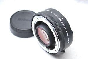 Nikon TC-14E  Teleconverter 1.4x Lens from Japan #C49