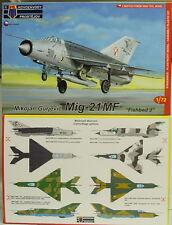 """MiG-21 MF """"Fishbed J"""" ,1:72, KP, Plastik , DDR, Polen, Slowakei,Ungarn, Neuheit"""