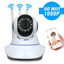 1080P HD Wireless WiFi IP Camera Home Security Baby Monitor CCTV Night Vision