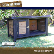 NEW Brunswick Single Storey Wood Hutch for rabbits guinea pigs