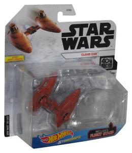 Star Wars Hot Wheels (2019) Cloud Voiture Premier Apparence Starships Jouet