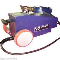 AC220V Weldy Foiler Plastic Welder Welding Machine 30mm Welding Width
