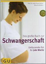 Das große Buch zur Schwangerschaft: Umfassender Rat für ... | Buch | Zustand gut