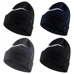 Nike Beanie Winter Hat Team Mens Womens Warm Hats Golf Beanies Black Navy Grey