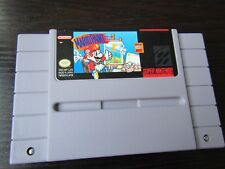 Super Nintendo SNES:  Mario Paint cart only