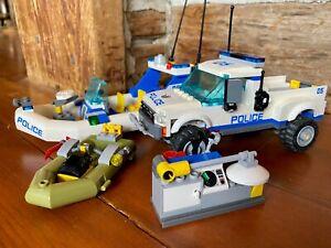 LEGO City 60045 Police Patrol - 100% complete
