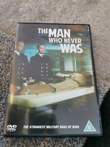 The Man Who Never Was (DVD, 2013)