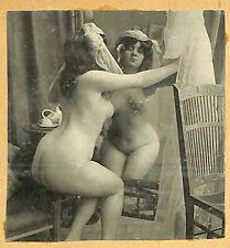 PHOTO VINTAGE FEMME NUE NUDE
