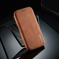 For iPhone 11 Pro XS MAX XR 6 7 8 Plus SE2020 Flip Leather Case Card Full Cover