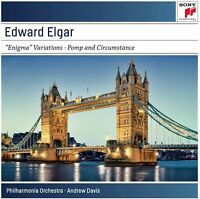 EDWARD ELGAR : ENIGMA VARIATIONS : POMP & CIRCUMSTANCE-BRAND NEW AND SEALED CD[