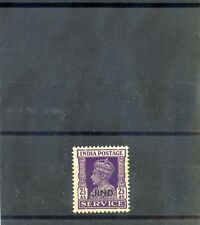 INDIA (JIND)  Sc O69(SG O80)**F-VF NH $21