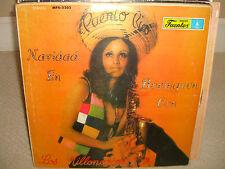 Los Millonarios Navidad En Borinquen con Los Millonarios - Rare LP Fair Cond. L6
