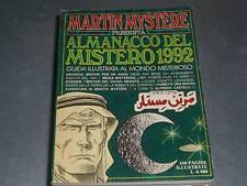 § MARTIN MYSTERE ALMANACCO DEL MISTERO 1992