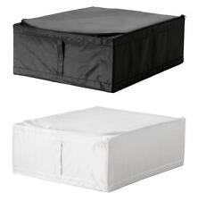 IKEA SKUBB Storage Case Box Underbed Wardrobe Clothes Organiser Black White