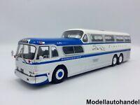 GMC Scenicruiser Greyhound 1956 - 1:43 IXO