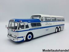 GMC Scenicruiser Greyhound 1956 - 1:43 IXO