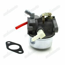 Carb For Tecumseh 6 6.25 6.5 6.75HP Sears Craftsman MTD Yard Machine Carburetor