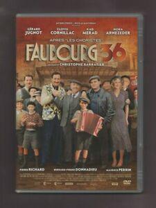 DVD - FAUBOURG 36 avec Gérard Jugnot, Kad Merad, ...