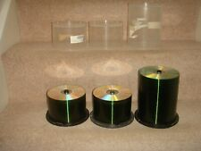 CD R recordable music cd stacks large quantity unused