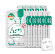 Korean Skincare Mediheal Proatin Creamy Serum Facial Mask APE 10pcs