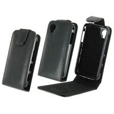 Pouch Cover Flip Samsung Case Slim Flip Leather Case Case Black PU Leather