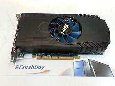 HIS 7850 Fan 2 GB GDDR5 PCI-E DVI/HDMI/2x Mini DP Graphics Card (H785F2G2M)