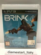 BRINK - SONY PS3 - GIOCO NUOVO SIGILLATO PAL - NEW SEALED PLAYSTATION 3