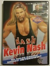 Kevin Nash - No Holds Barred Shoot Interview (DVD, 2005) WWF WWE TNA WCW NWO
