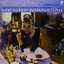 Breakfast at Tiffany's [OGV] by Henry Mancini (Vinyl, Feb-2012, Wax Time)