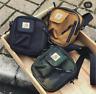 Carhartt Fashion Sport Waist Essential Bag Side Shoulder Travel Messenger Bag @A