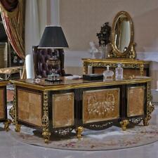 Bureau Ordinateur Table Design Bureaux Tableaux Baroque Rokoko E61 Neuf
