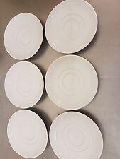 "6 x Sant' Andrea Botticelli Saucer 6"" Tea Coffee Serveware Drinkware Kitchen"