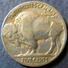 1928-S  INDIAN HEAD/BUFFALO NICKEL, LOW MINTAGE, San Francisco Mint Coin  #4