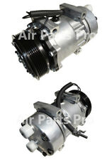 A/C Compressor W/Clutch NEW for Jeep, Sanden type 4655, 4685, 4702