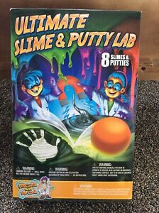Discover Ultimate Slime And Putty Lab