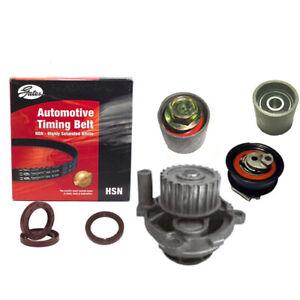 Timing Belt Kit & Water Pump For Audi A3 8P AXX BWA A4 B7 BWE BGB BUL 2.0L DOHC