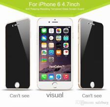 Anti Espia Privacidad Protector de Pantalla de Vidrio Templado para Apple iPhone 6, 6S