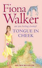FIONA WALKER ____ TONGUE IN CHEEK _____ BRAND NEW ___ UK FREEPOST