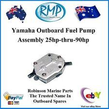 A New RMP Premium Fuel Pump Assembly Yamaha Outboard 25-thru-90hp # 6A0-24410-01
