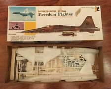 Vintage Northrop F-5A Freedom Fighter Hawk Model Kit - Unassembled 1966