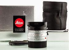 Leica Summicron-M 2/35mm ASPH. chrom #11879 SHP 67939