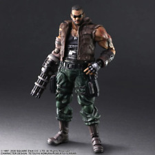 FINAL FANTASY® VII REMAKE PLAY ARTS -KAI- ™ BARRET WALLACE VER. 2 [ACTION FIGURI