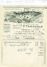 Dépt 16 - La Rochefoulcaud - Superbe Entête Matériel pour Travaux Publics - 1911