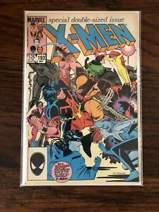 The Uncanny X-Men #193 (May 1985, Marvel) MID GRADE