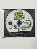 Capcom Classics Collection Vol. 2 - Sony PlayStation 2 DISC ONLY