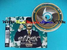 CD Singolo Ether Watching You CDR 6491 EU 1998 PARLOPHONE no mc lp(S24)